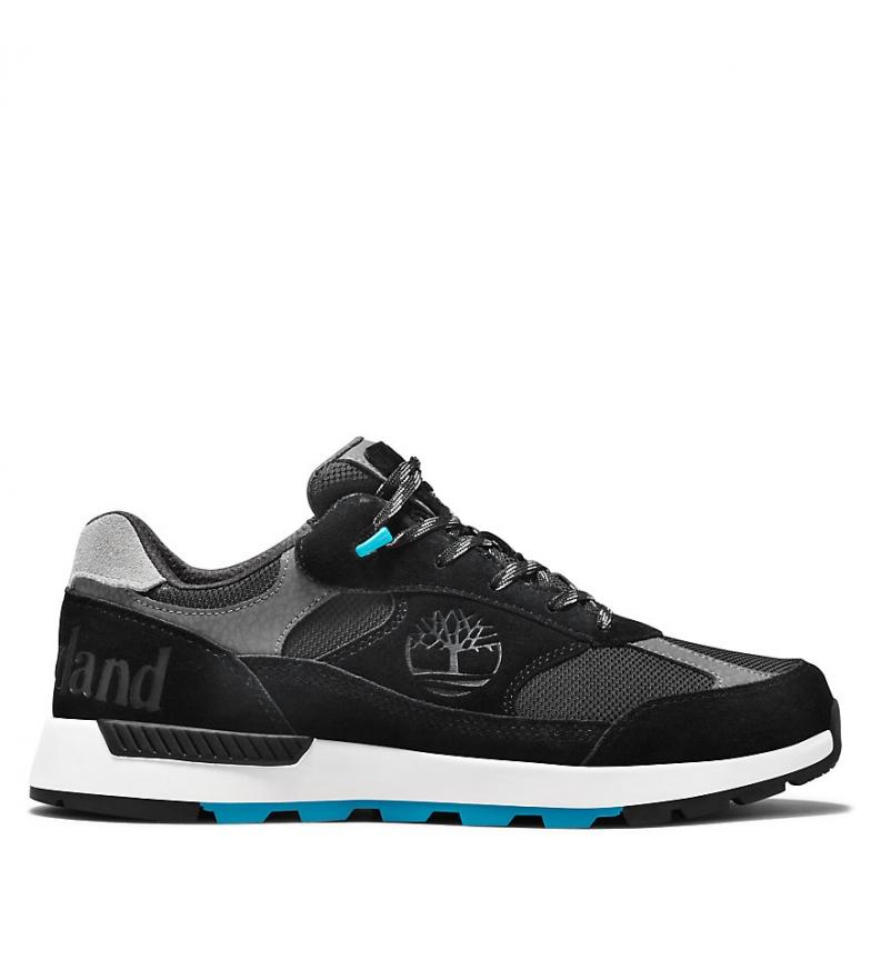 Comprar Timberland Chaussure en cuir Field Trekker en noir