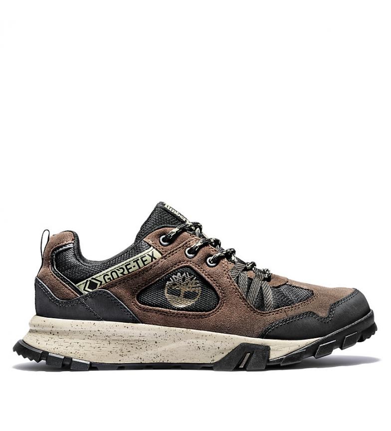 Comprar Timberland Zapatillas outdoor de piel Garrison Trail Low GTX marrón