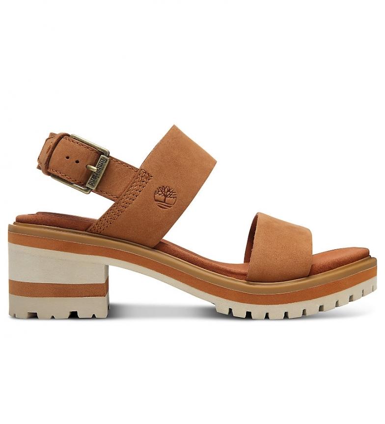 Comprar Timberland Violet Marsh 2 brown leather sandals