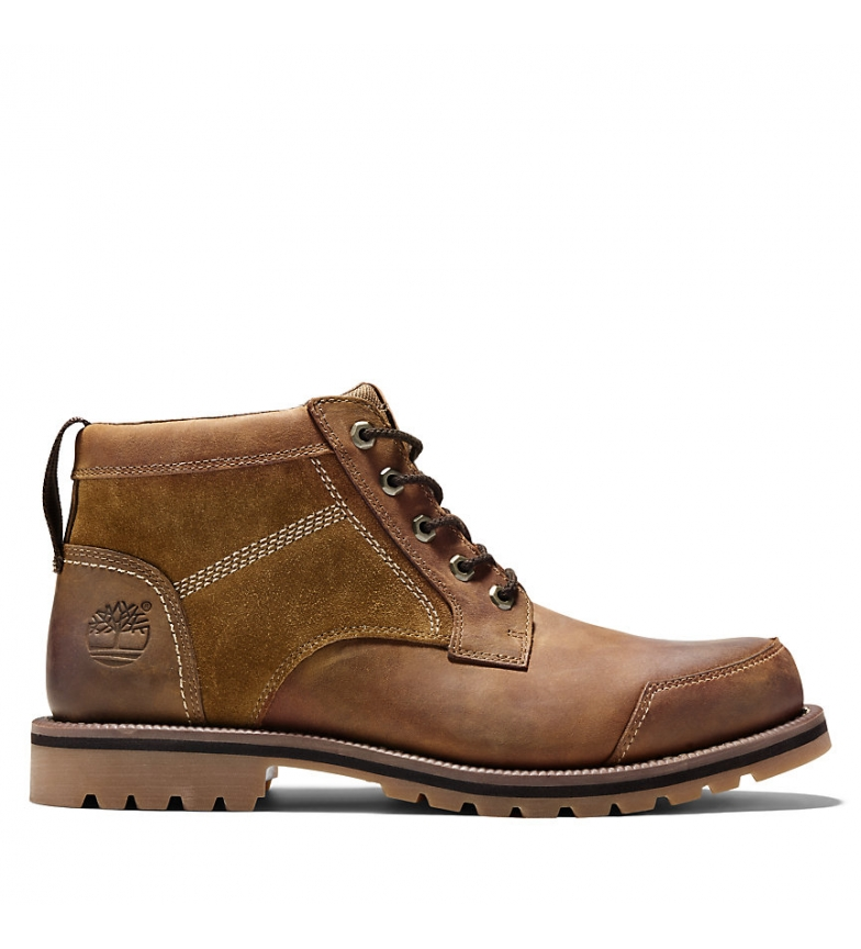 Comprar Timberland Botas de tornozelo castanhas Larchmont Chukka