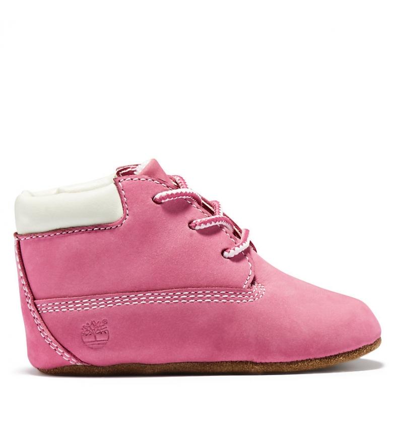 Comprar Timberland Set di stivaletti e cappuccio rosa
