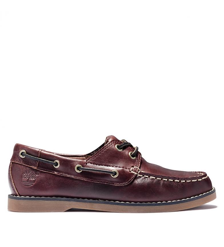Comprar Timberland Brown Seabury leather boats / OrthoLite® /