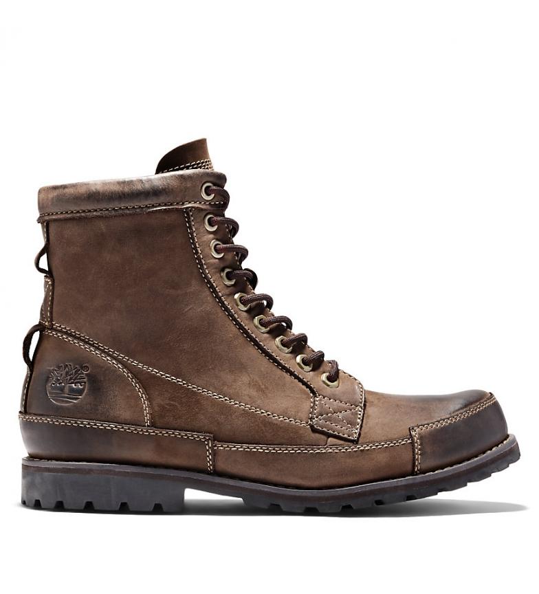 Comprar Timberland Botas de piel 6 INCH Originals marrón