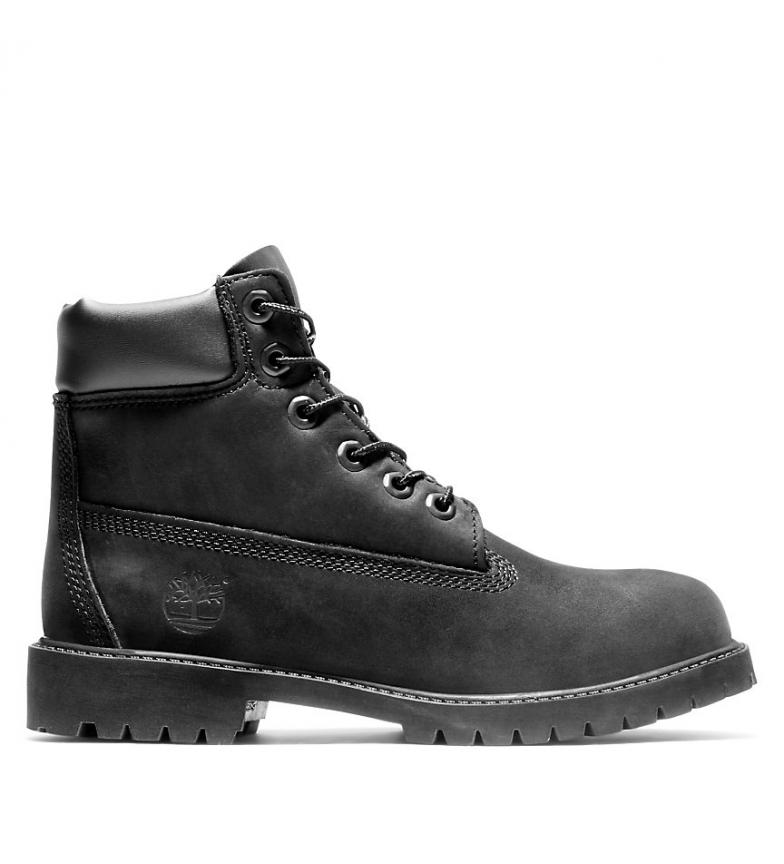 Comprar Timberland Stivali in pelle 6 in Premium nero / PrimaLoft