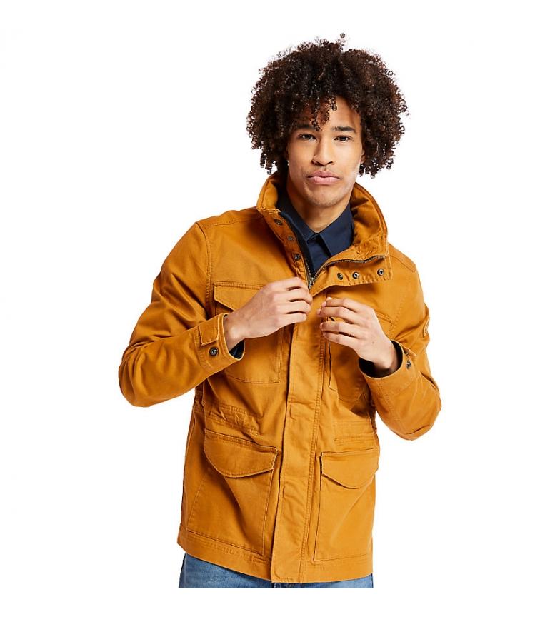 Comprar Timberland M65 Giacca arancione Crocker Mountain