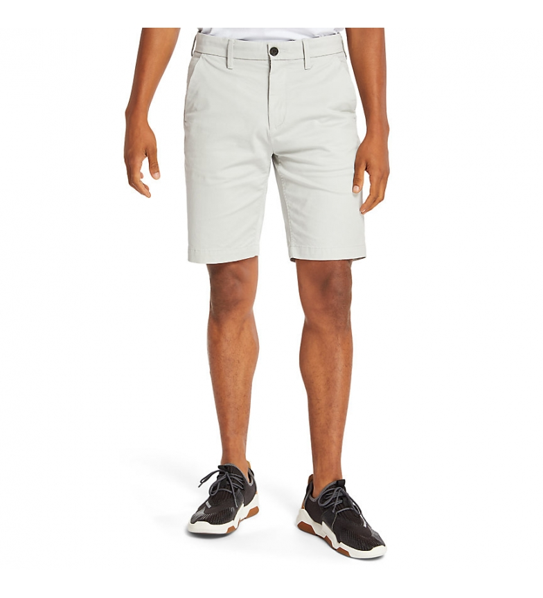 Comprar Timberland Calças Chinaman Pants Grey Squam Lake