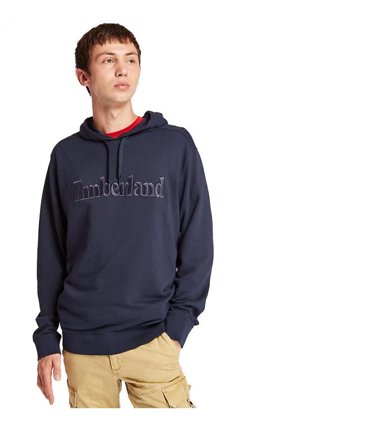 Comprar Timberland Sudadera Tonal Logo Print marino