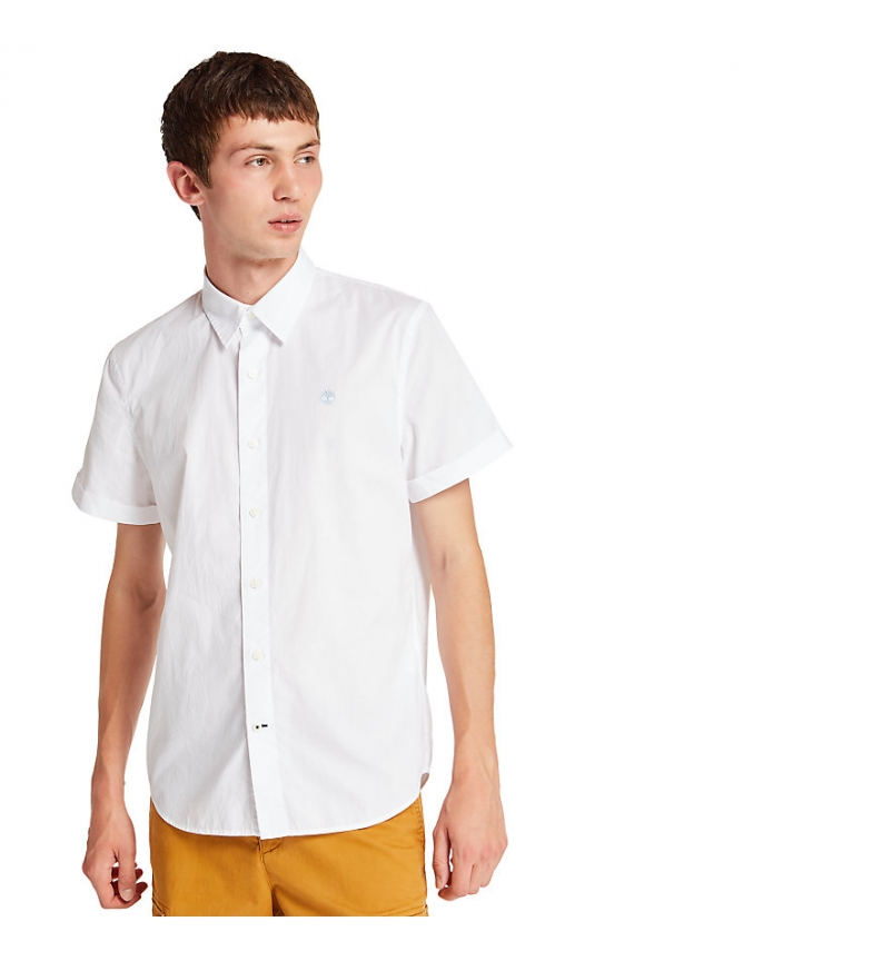 Comprar Timberland Easthem River Slim Shirt bianca