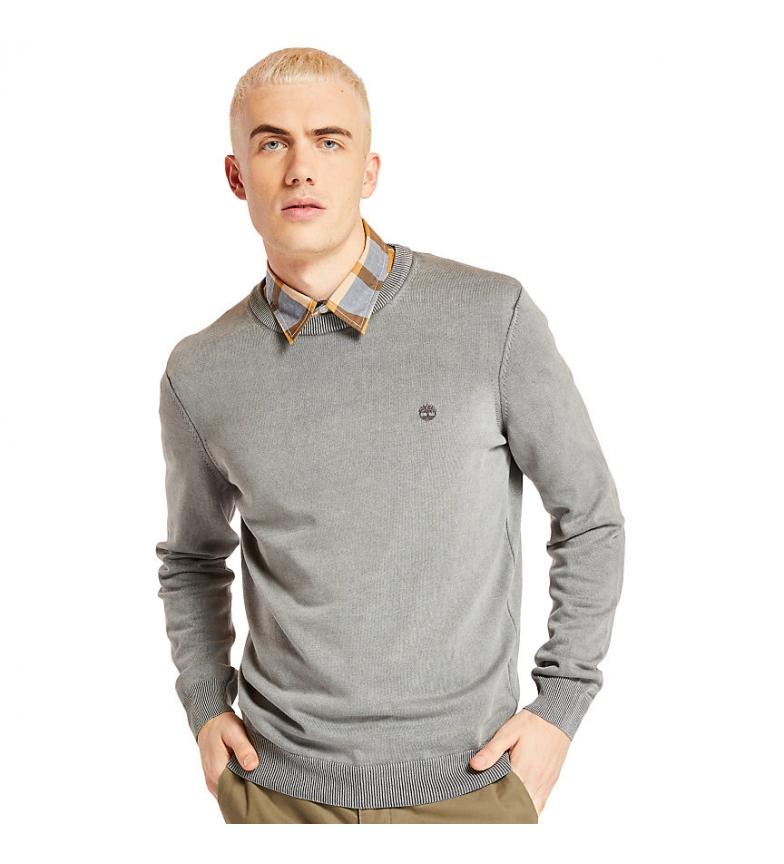 Comprar Timberland Manhan River LW Crew sweater grey