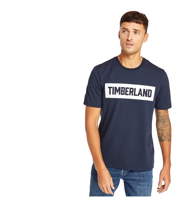 Comprar Timberland Camiseta Mink Brook marino