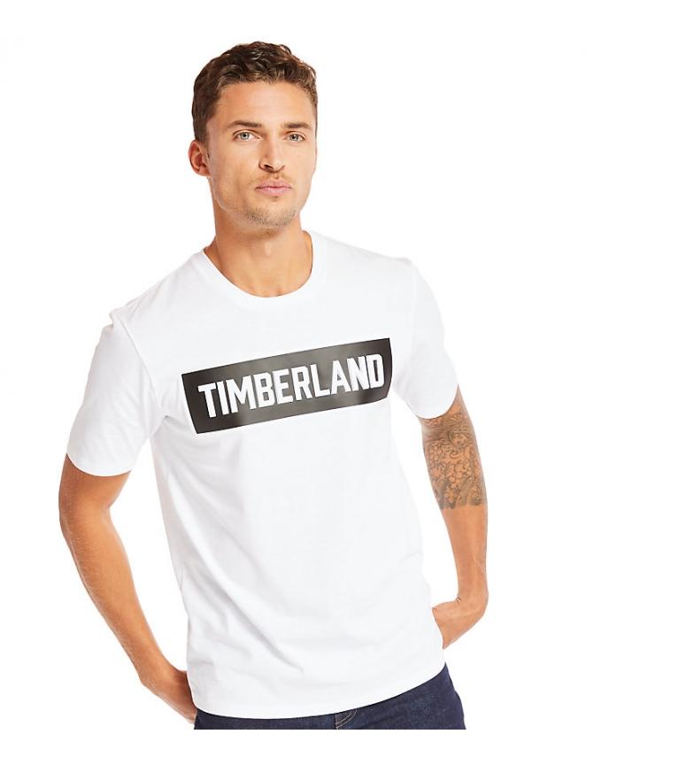 Comprar Timberland Maglietta Mink Brook bianco