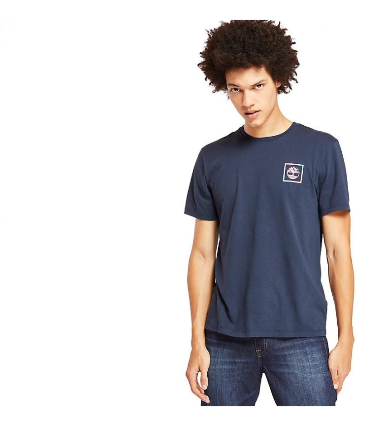 Comprar Timberland Camiseta Graph T marino