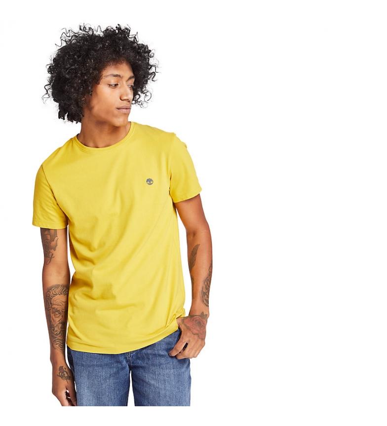 Comprar Timberland T-shirt jaune Dunstan River