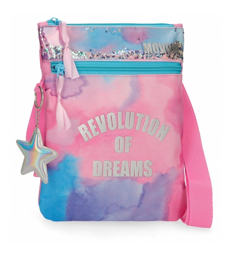 Comprar Movom Saco de ombro plano Revolution Dreams -20x24x0,5cm