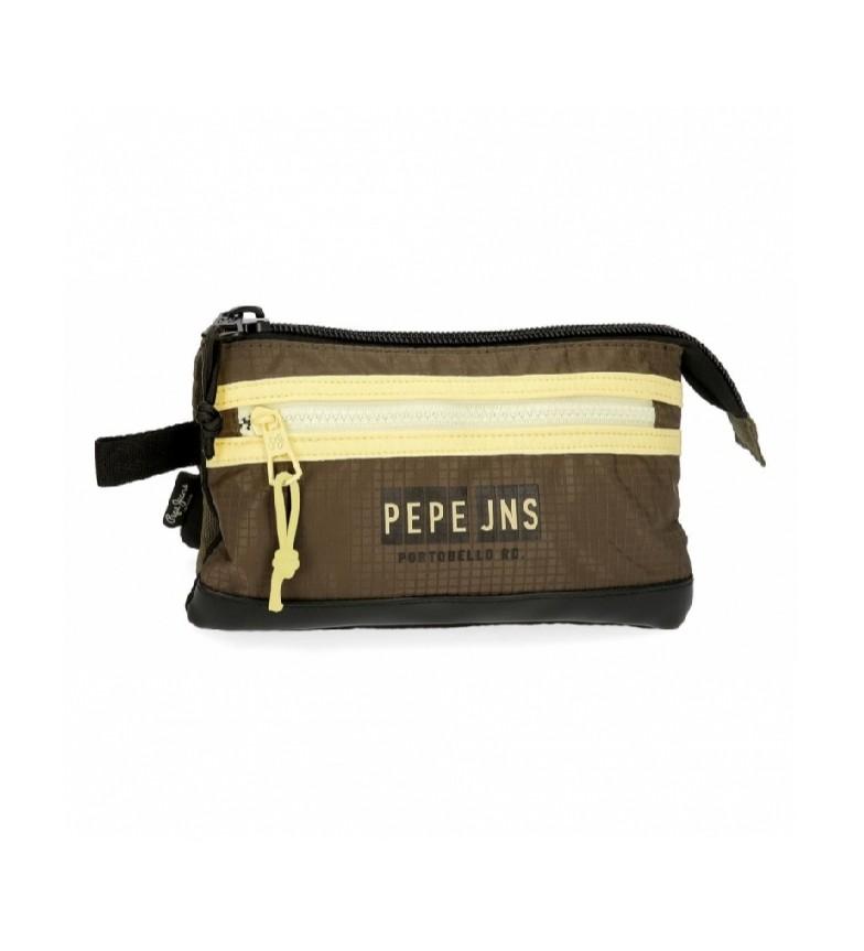 Comprar Pepe Jeans Pepe Jeans Caden Case Three Compartments -22x12x5cm