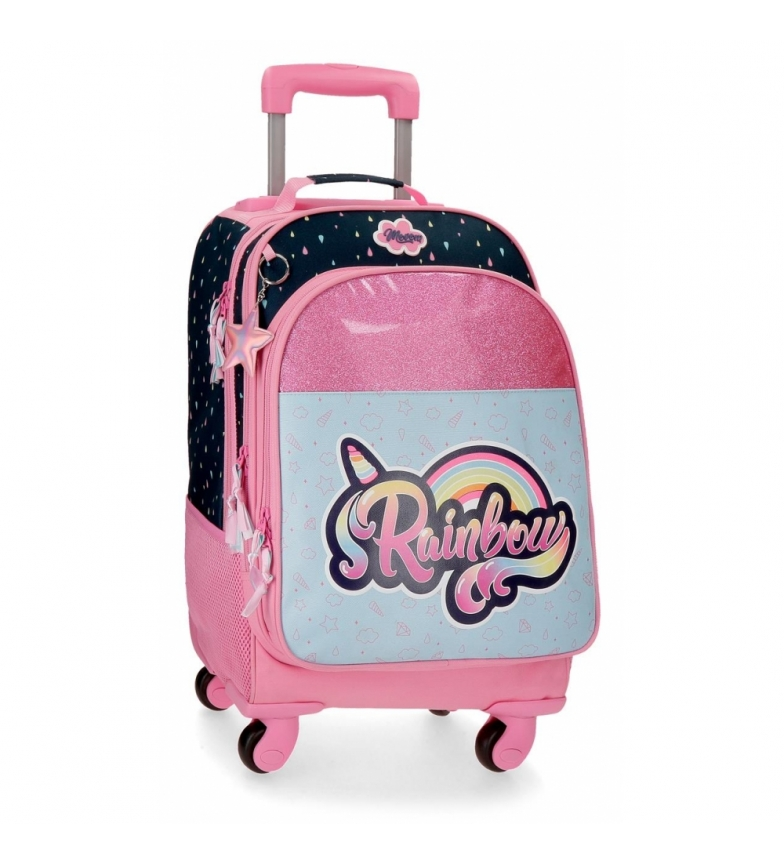 Comprar Movom Movom Rainbow 4-wheeled backpack -33x44x21cm