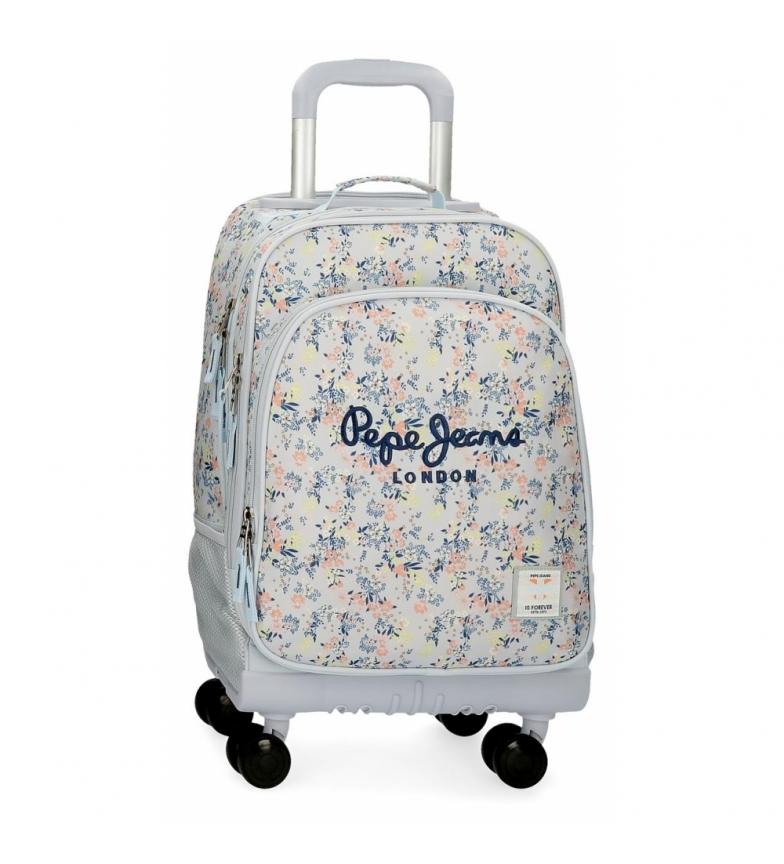 Comprar Pepe Jeans Pepe Jeans Malila 4R Wheeled Backpack -33x44x21cm