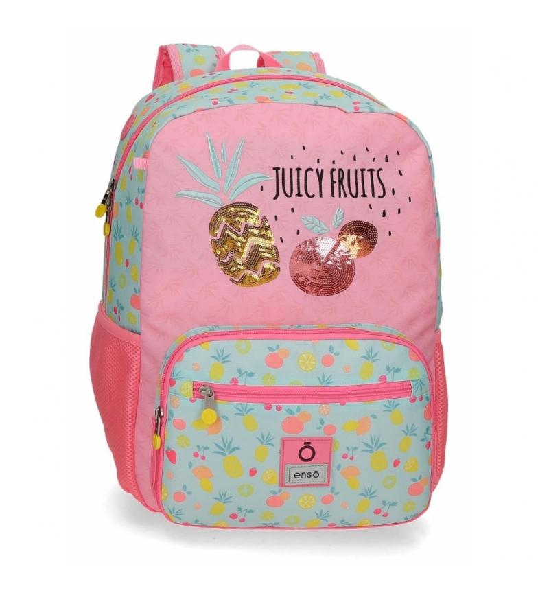 Comprar Enso Mochila Portaordenador Enso Juicy Fruits Adaptable -32x42x14cm-