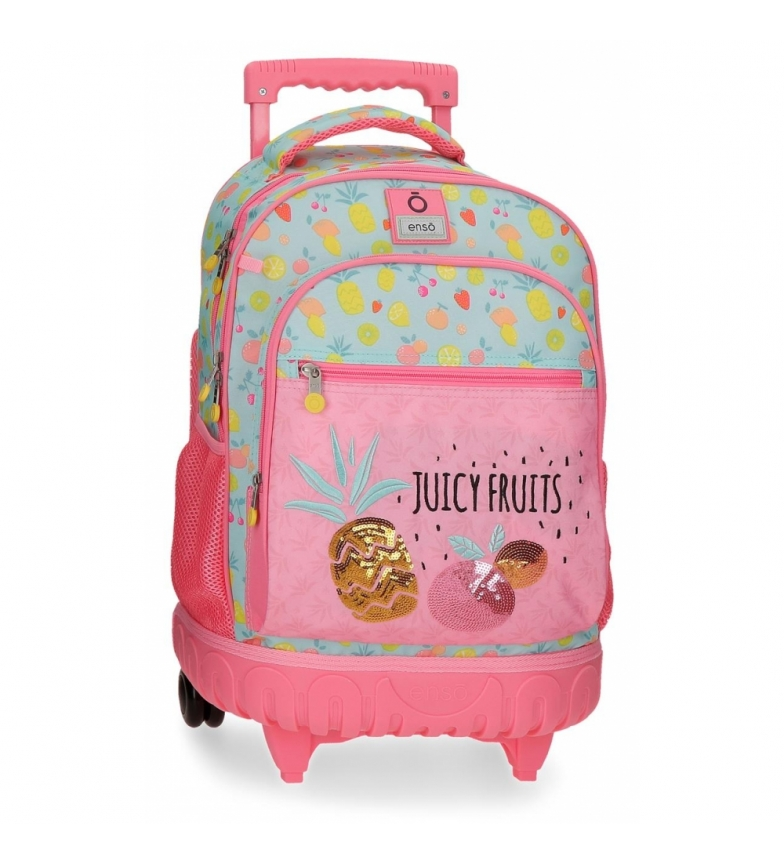 Comprar Enso Mochila 2 Rodas Enso Juicy Fruits -33x44x21cm