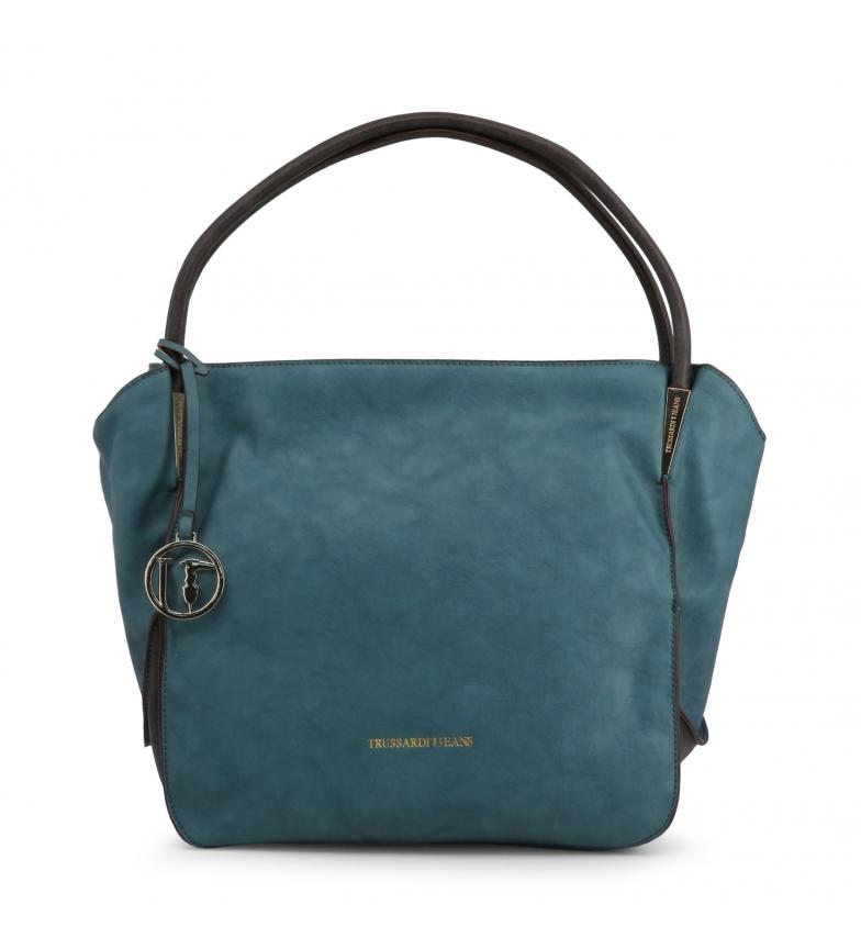 Comprar Trussardi Handbag 75B140 green -45x33x17cm