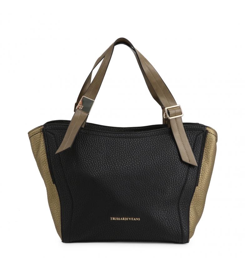 Comprar Trussardi Handbag 75B030 black -45x28x19cm