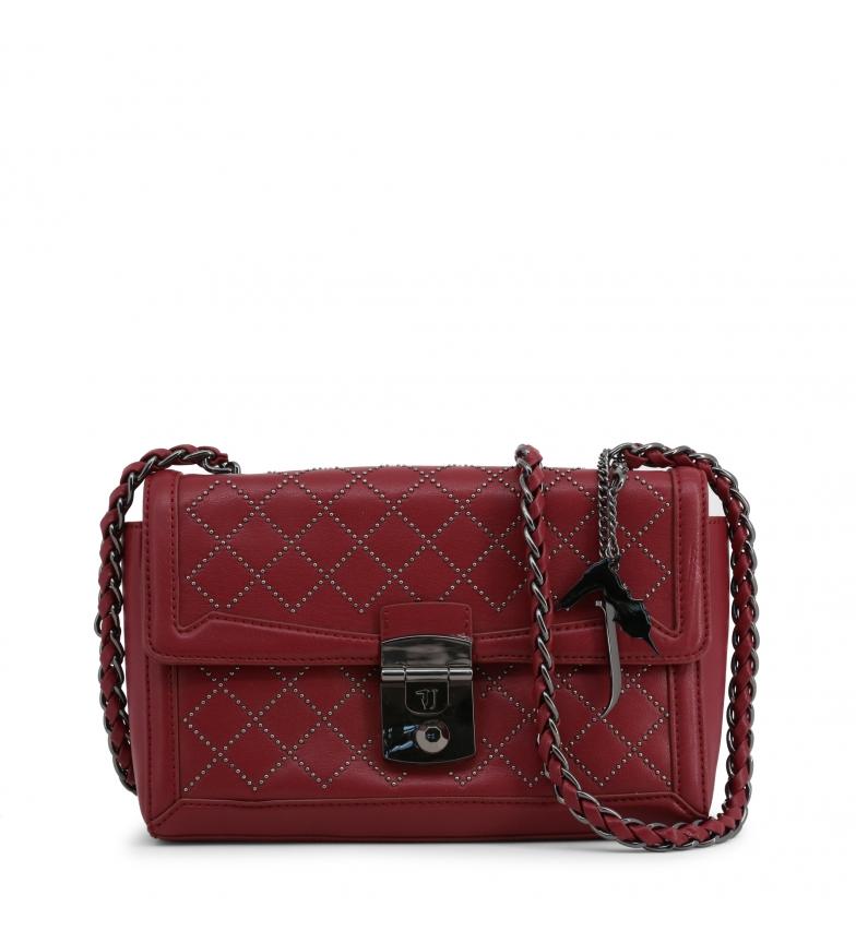 Comprar Trussardi Bandolier 75B00197 vermelho -31x17x8.5cm