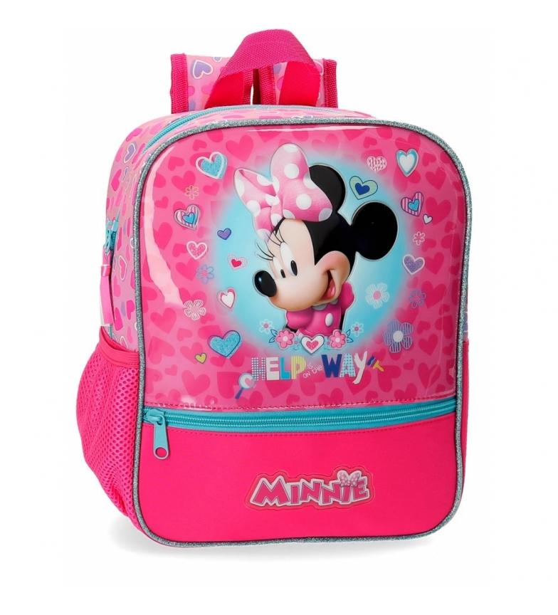 Comprar Minnie Minnie Help Backpack -23x28x10cm