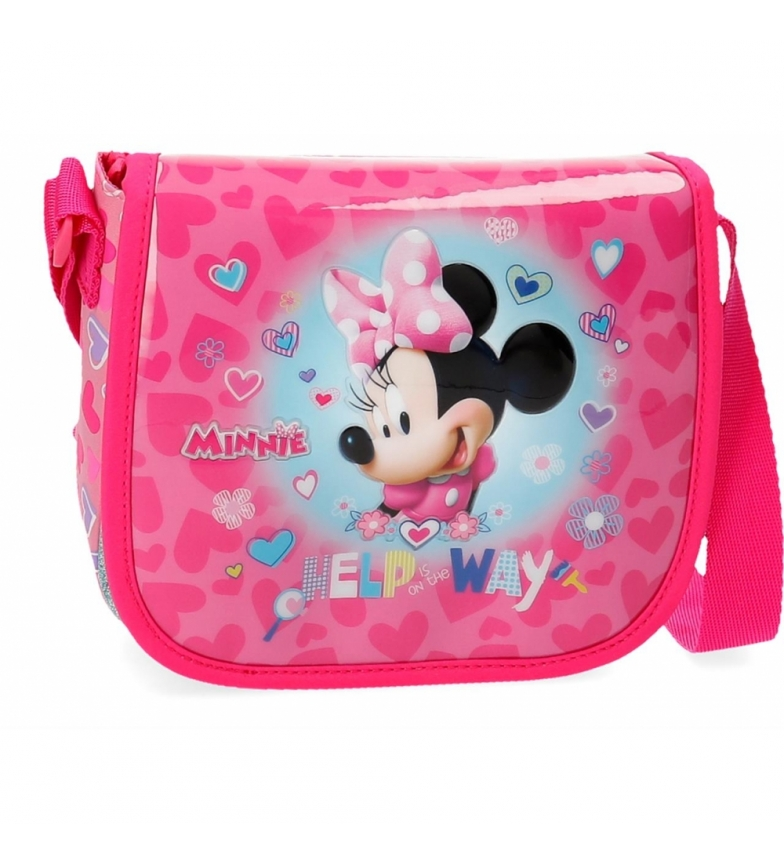 Comprar Minnie Minnie Help shoulder bag -17x15x4cm