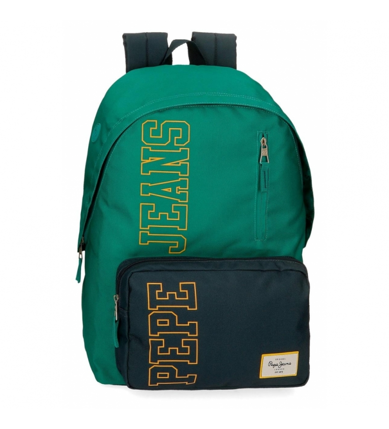Comprar Pepe Jeans Pepe Jeans Mark Adaptable School Backpack -32x44x15cm