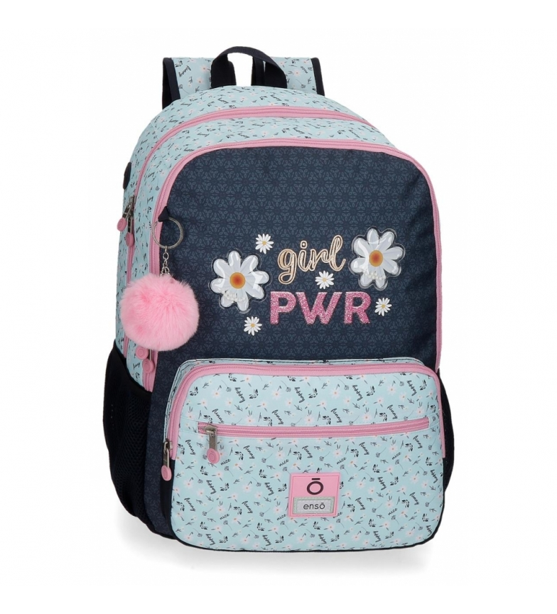 Comprar Enso Enso Girl Power Backpack Double compartment -32x44x17cm