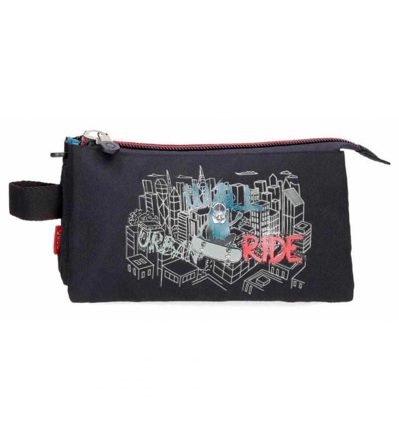 Comprar Enso Enso Wall Ride Case Three Compartments -22x12x5cm