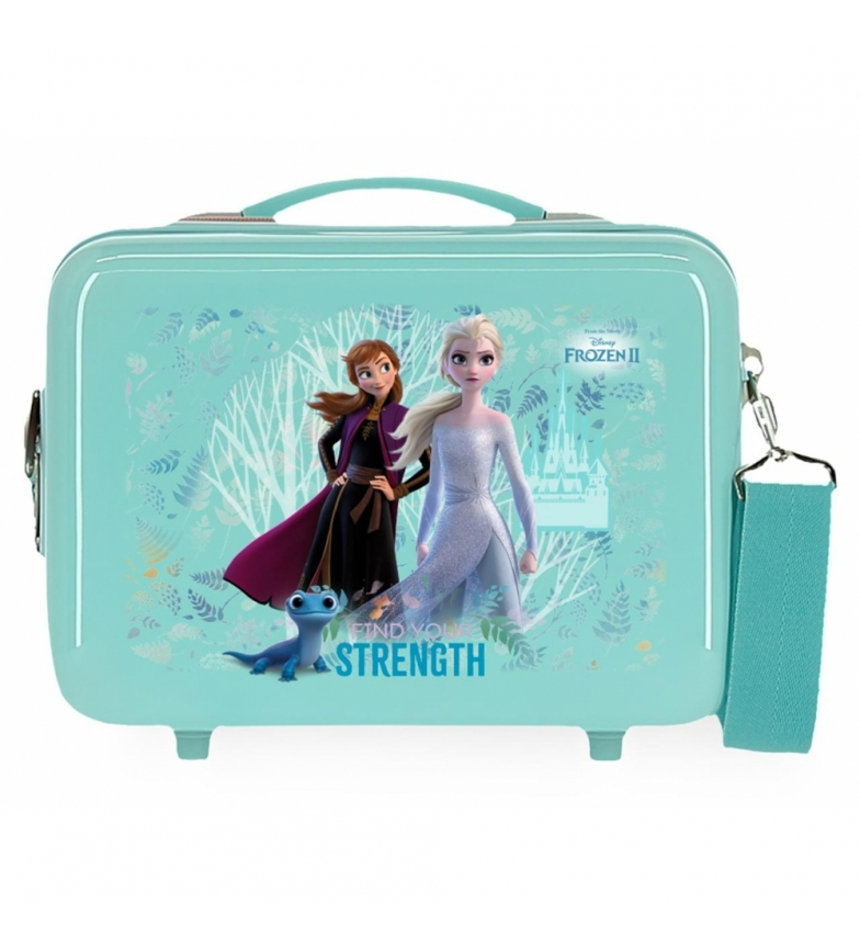 Comprar Frozen ABS Frozen Find Your Strenght Trousse de toilette adaptable -29x21x15cm