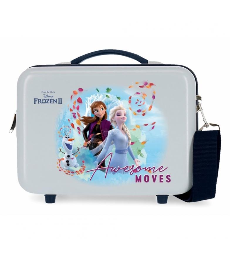 Comprar Frozen Neceser ABS Frozen Awesome Moves Adaptable -29x21x15cm-