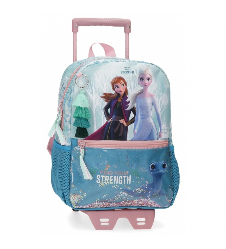Comprar Frozen Frozen Find Your Strenght Backpack with Trolley -25x32x12cm