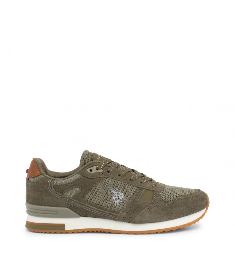 Comprar U.S. Polo Assn. Sapatos FERRY4083W8_SM1 verde