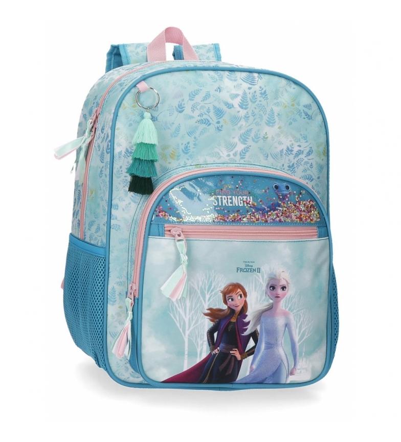 Comprar Frozen Frozen Find Your Strenght School Bag -30x38x12cm