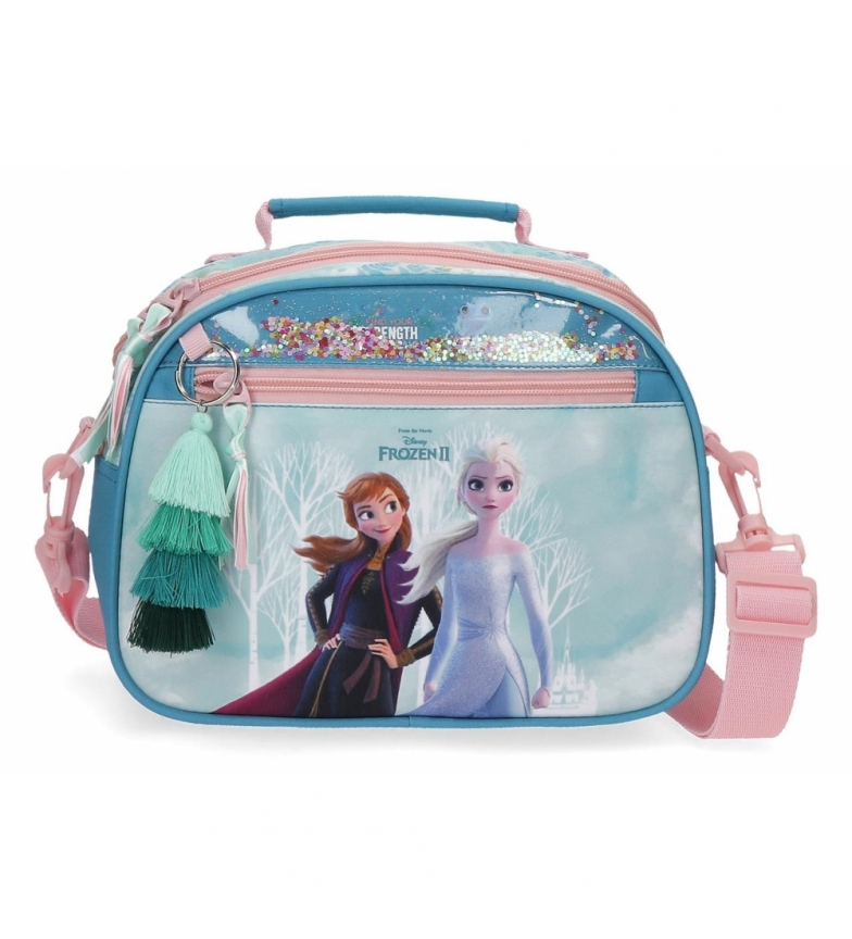 Comprar Frozen Frozen Find Your Strenght Adaptable Toilet Bag con tracolla -25x19x10cm