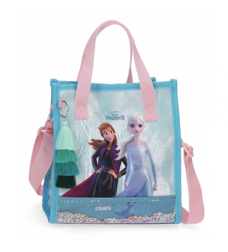 Comprar Frozen Bolso Frozen Find Your Strenght -20x22x10cm-