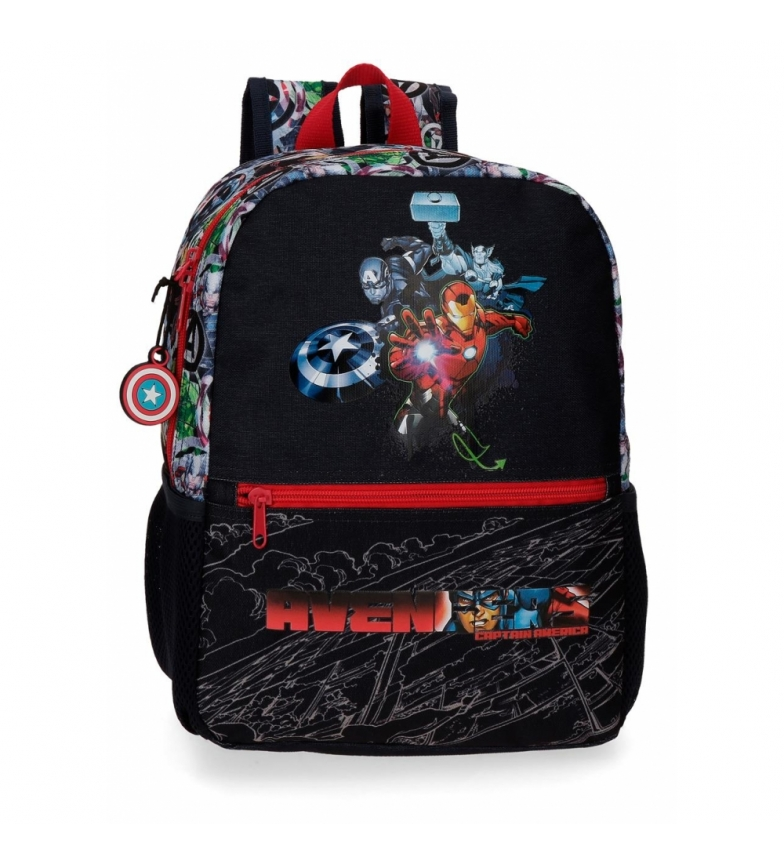 Comprar Marvel Mochila Avengers Armour Up -25x32x12cm-