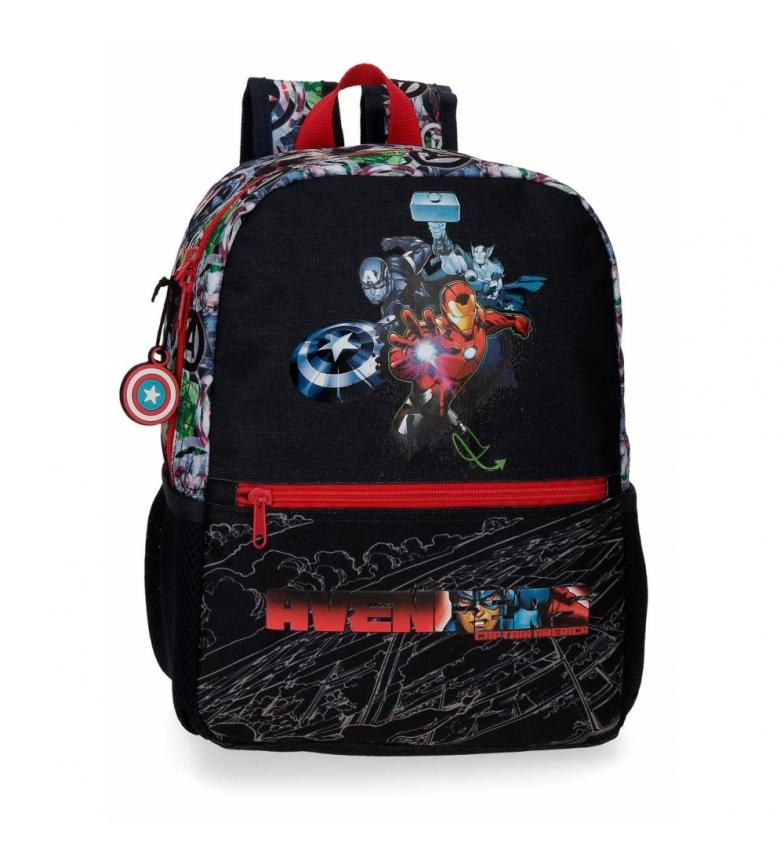 Comprar Marvel Mochila 32cm Vingadores Armadura Adaptável -25x32x12cm