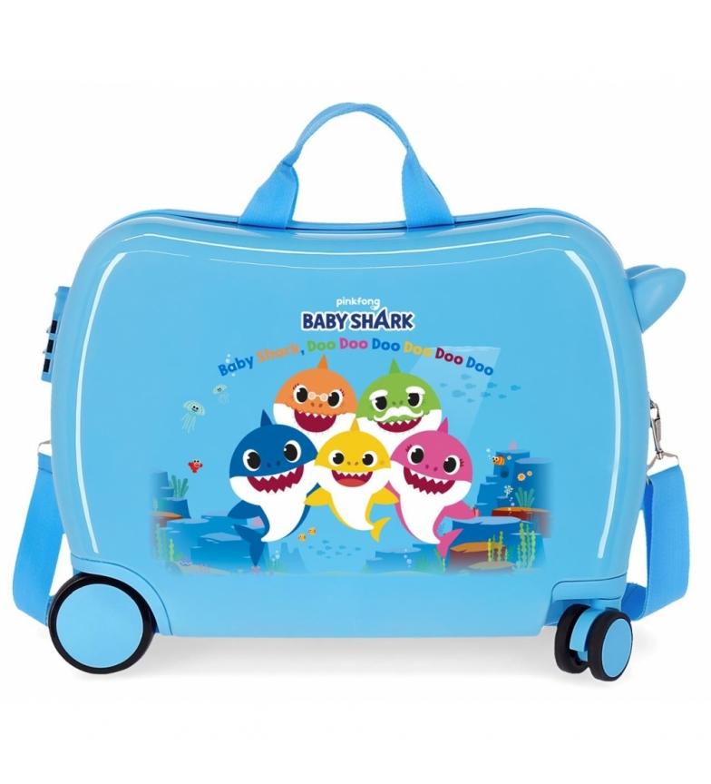 Comprar Disney Valise pour bébé requin -38x50x20cm