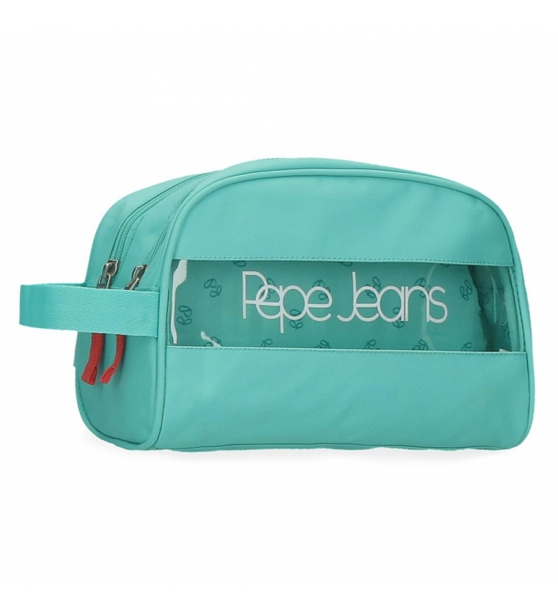 Comprar Pepe Jeans Neceser Pepe Jeans Darienne Doble compartimento Adaptable -26x16x12cm-
