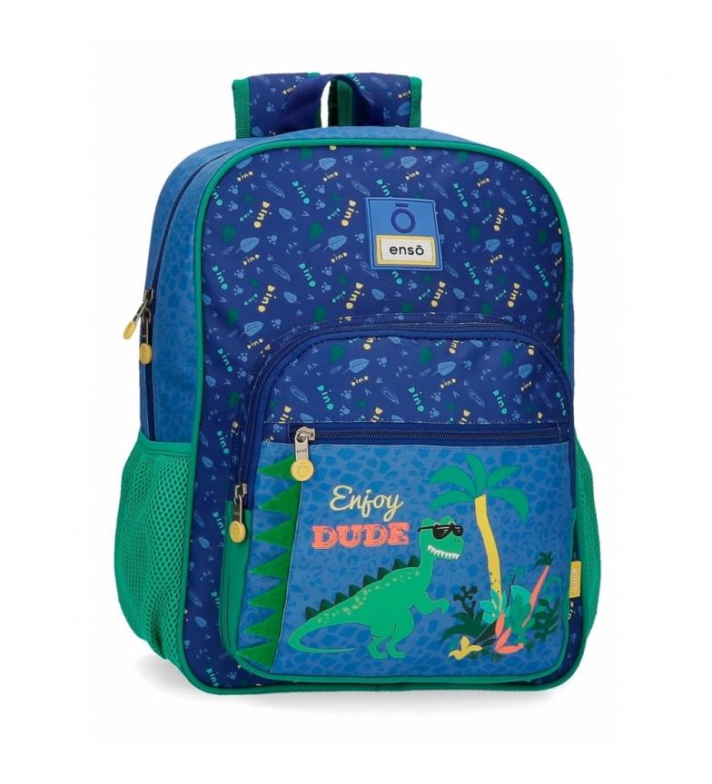 Comprar Enso Mochila Escolar Enso Dino -30x38x12cm-