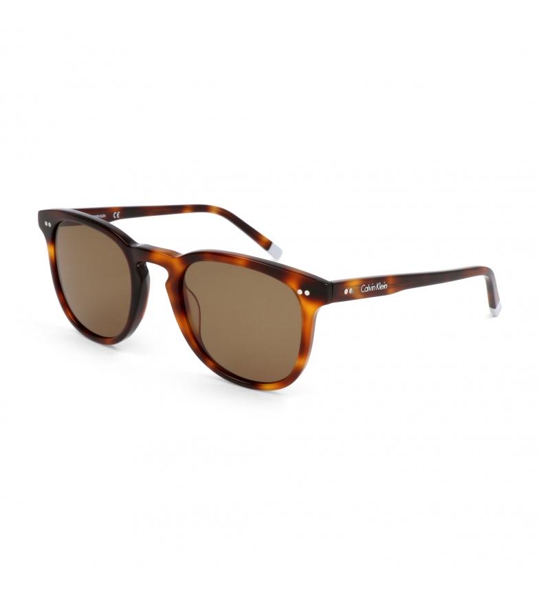 Comprar Calvin Klein Óculos escuros CK4321S castanho