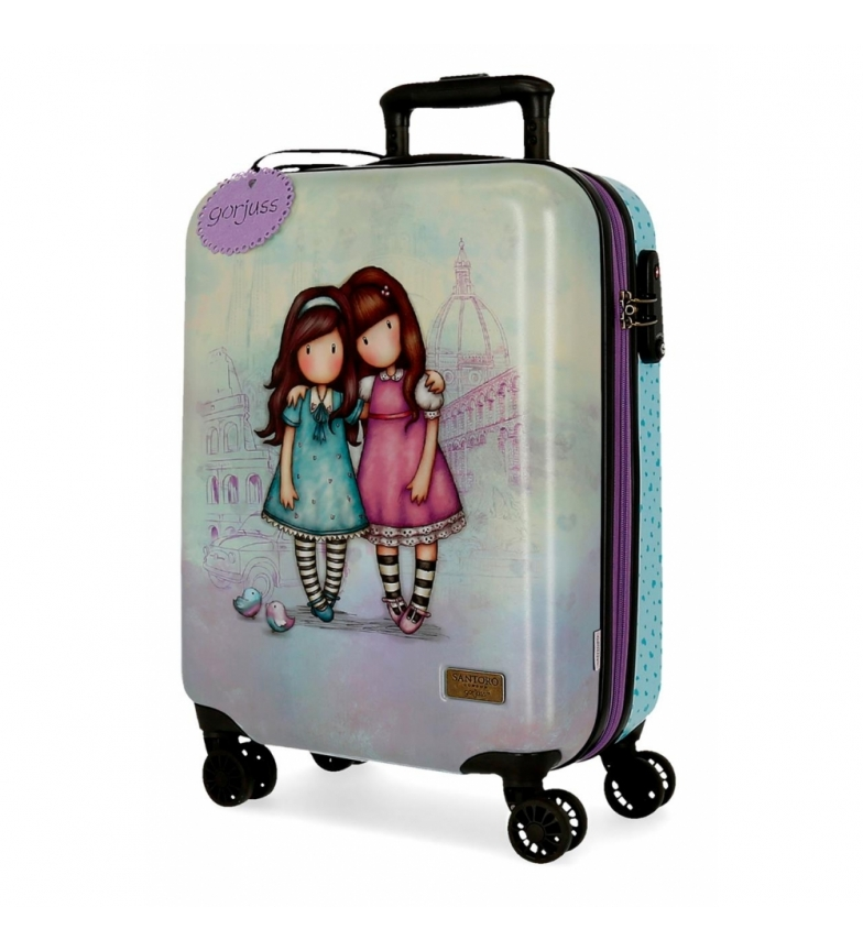 Comprar Gorjuss Friends Walk Together borsa da cabina rigida Gorjuss -37x55x20cm