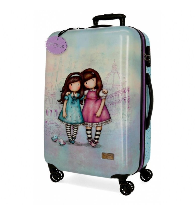 Comprar Gorjuss Maleta Mediana Gorjuss rígida Friends Walk Together -45x67x26cm-