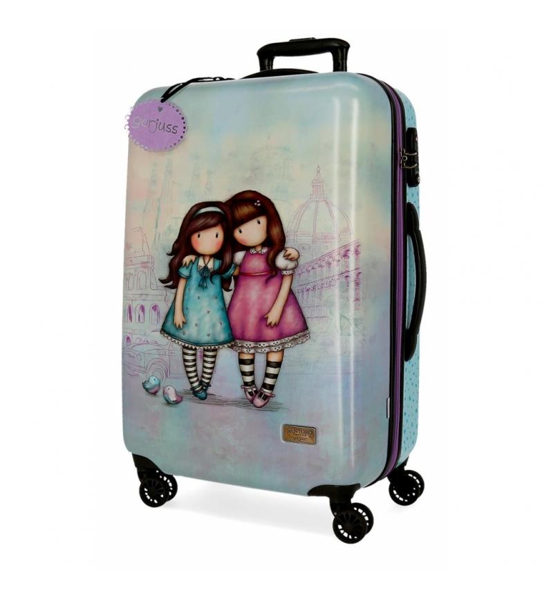Comprar Gorjuss Boîte de taille moyenne Friends Walk Together -45x67x26cm