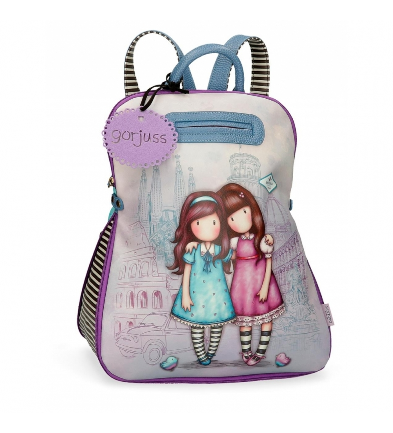 Comprar Gorjuss Gorjuss Friends Walk Together zaino casual -31x38x15cm