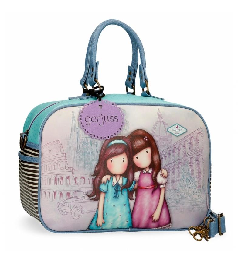 Comprar Gorjuss Gorjuss Friends Walk Together small travel bag -37x25x15cm