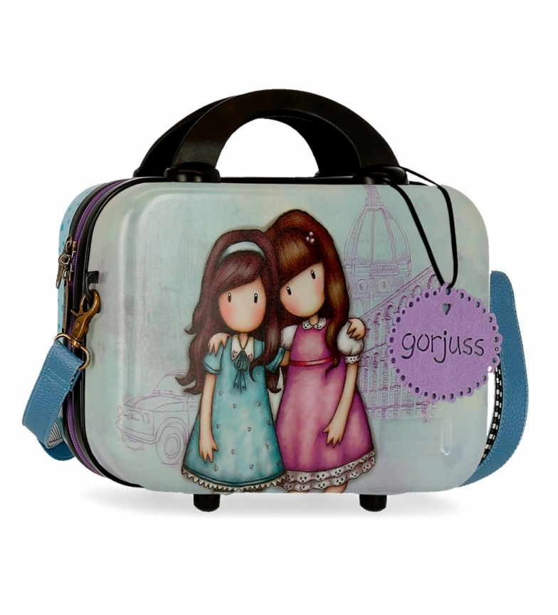Comprar Gorjuss ABS Gorjuss bag adaptable to Friends Walk Together trolley -29x21x15cm